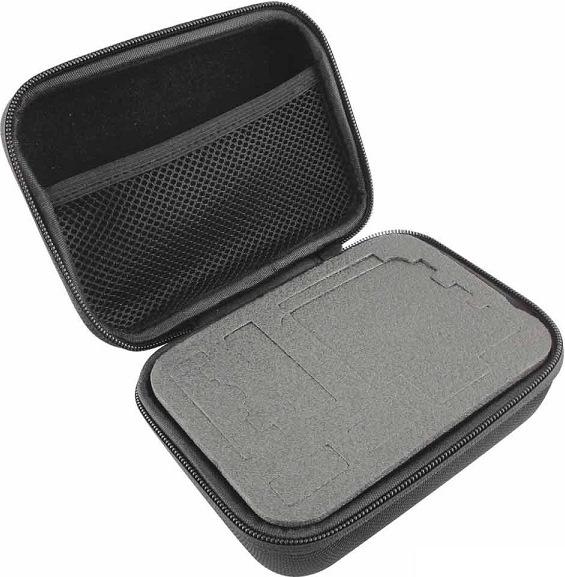 Кейс органайзер для хранения экшн камеры и аксессуаров