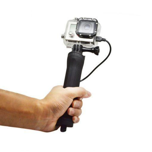 Рукоять аккумулятор Power Bank для экшн камеры или смартфона