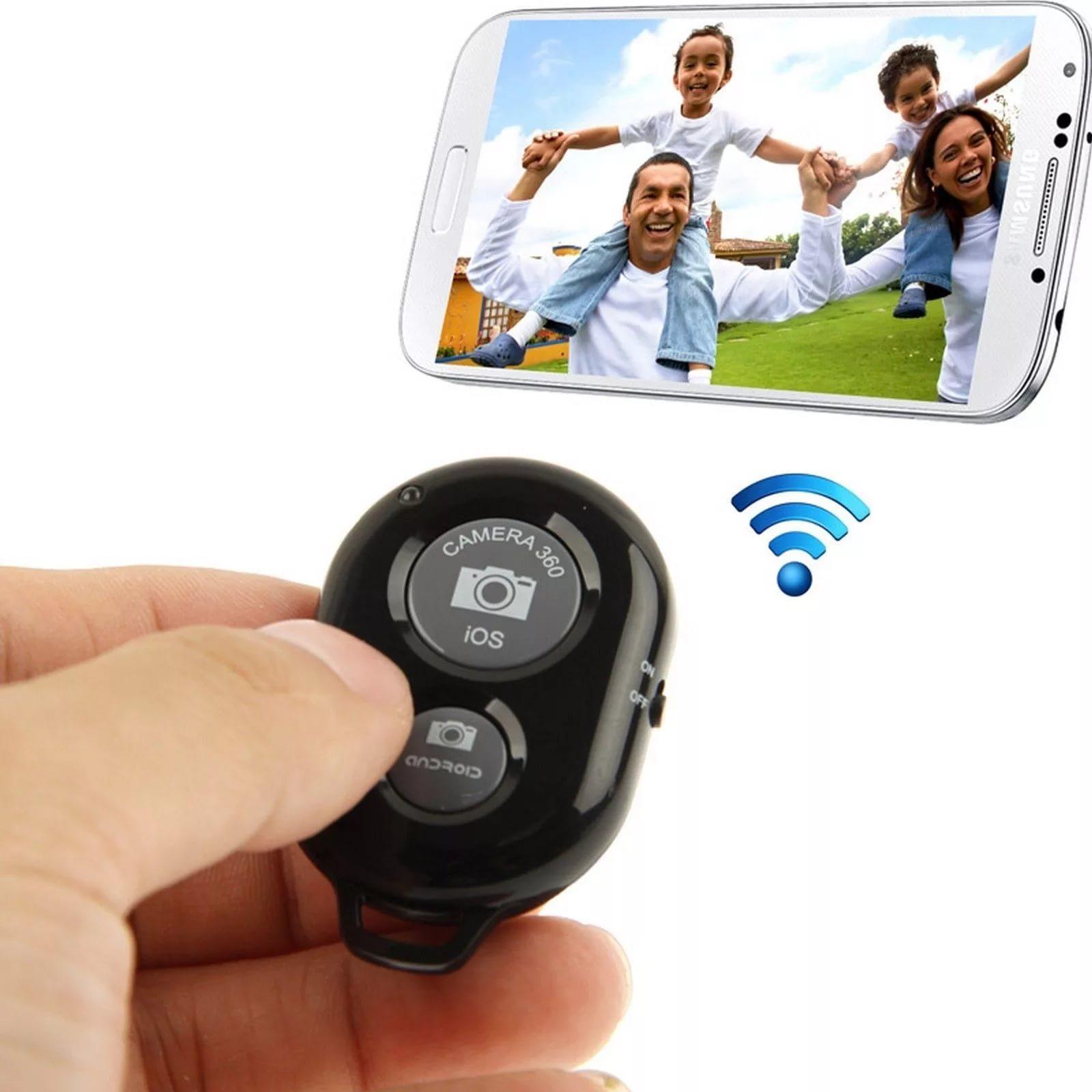 Селфи пульт для телефона Bluetooth